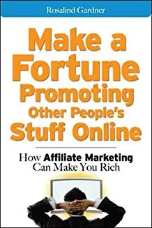 book cover about Affiliate Marketing