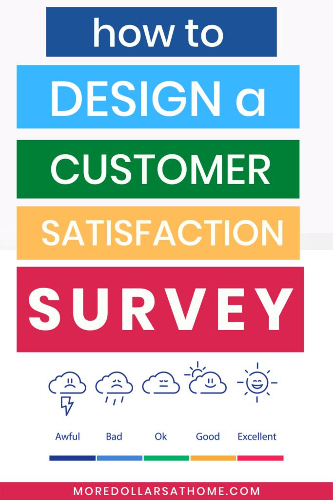 cloud faces on a satisfaction survey