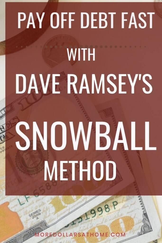 snowball method of paying debt