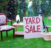 How to Effectively Run a Yard Sale