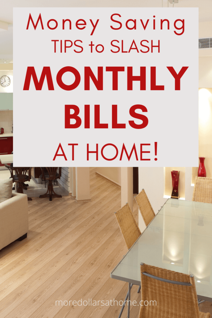 Easy tips to Cut Monthly Home Bills