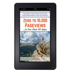 Zero 10 10K PageView Book Cover