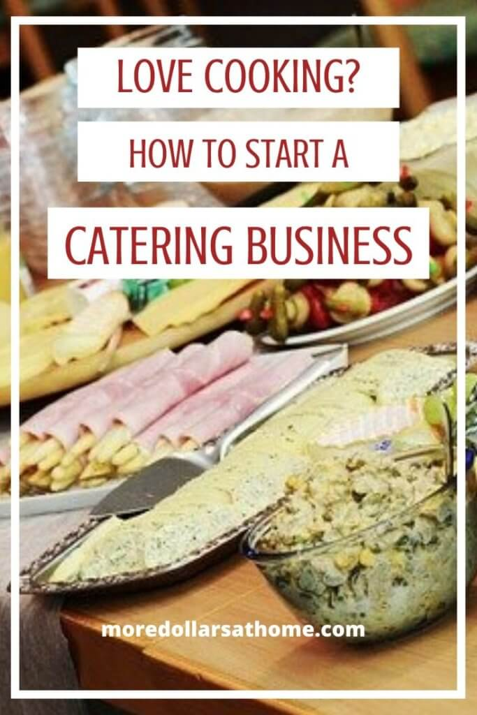 what to know to start a catering business