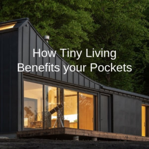 Tiny House living drastically lowers housing costs. Here's information about tiny house living. #tinyhouse #tinyhome #house