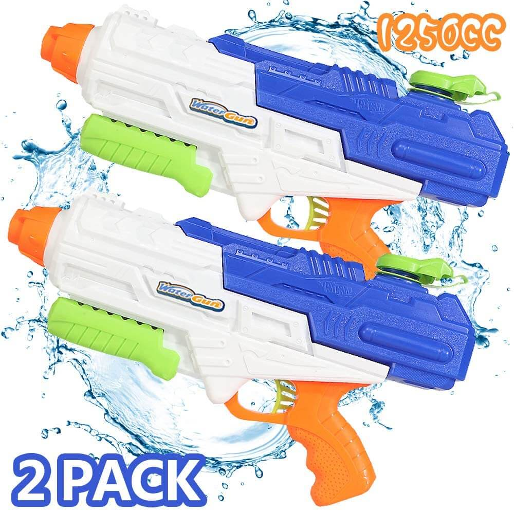water guns for squirting people