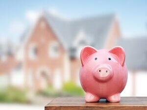 piggy bank for saving money